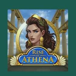 La machine à sous Rise of Athena de Play'n GO dispo sur Cresus Casino