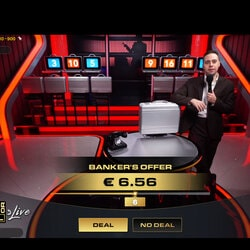 Deal or No Deal sur Magical Spin