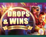 Tournois hebdomadaires de machines a sous sur Cresus Casino