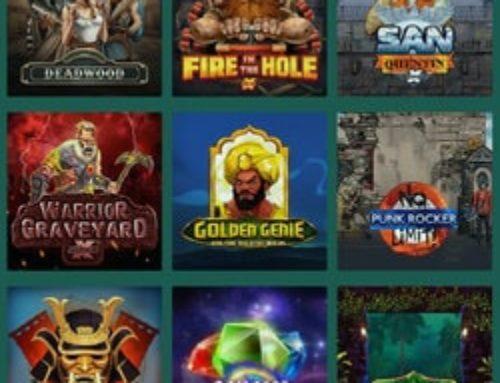 Le logiciel Nolimit City arrive sur Cresus Casino